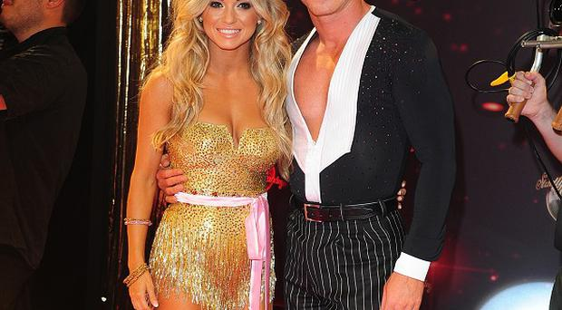 Professional dancer Ola Jordanwill return to Strictly Come Dancing but husband James will not.