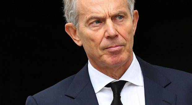 Tony Blair has described the poll surge by anti-EU parties across the continent as a