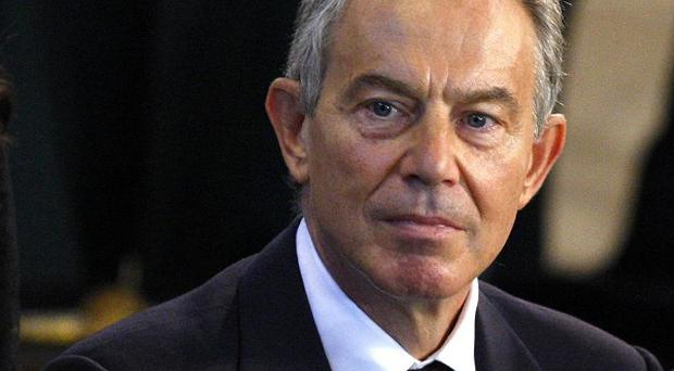 In a speech at London Business School Tony Blair set out a