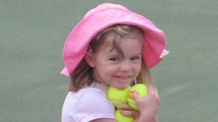 Madeleine McCann still alive - and could be minutes from