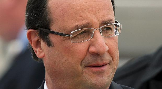 French president Francois Hollande is being urged to grant US whistleblower Edward Snowden asylum