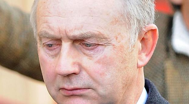 Malcolm Fyfield gave evidence about his treatment for psychological problems linked to the tragedy.