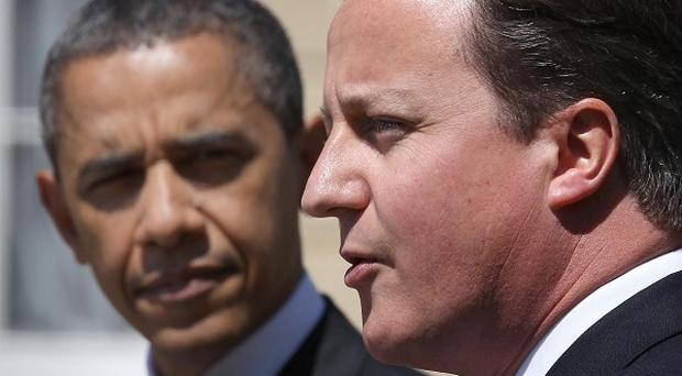 David Cameron and President Obama will lead calls to Russia over their position on Ukraine