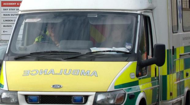 One man died and 13 others were injured in an accident involving a car and a bus in east London