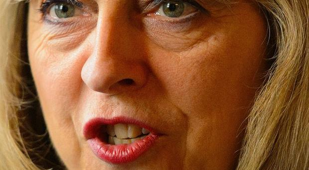 Home Secretary Theresa May questioned the Department for Education's response to the 'Trojan Horse' plot