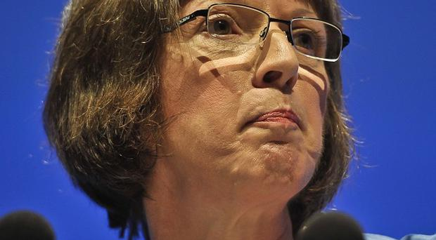 TUC general secretary Frances O'Grady said health service staff put in many hours they did not get paid for