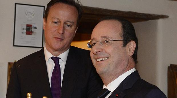Prime Minister David Cameron has spoken of the UK's