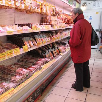 Russia has imposed a blanket ban on imports of beef offal from the Republic