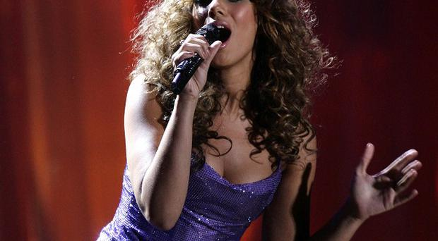 Leona Lewis is making her debut on the big screen