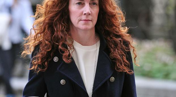 A jury is considering verdicts on former News International chief executive Rebekah Brooks and others