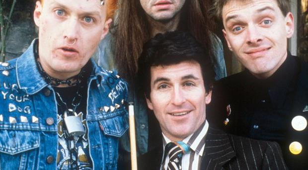 A post-mortem examination is to be carried out on Rik Mayall (right)