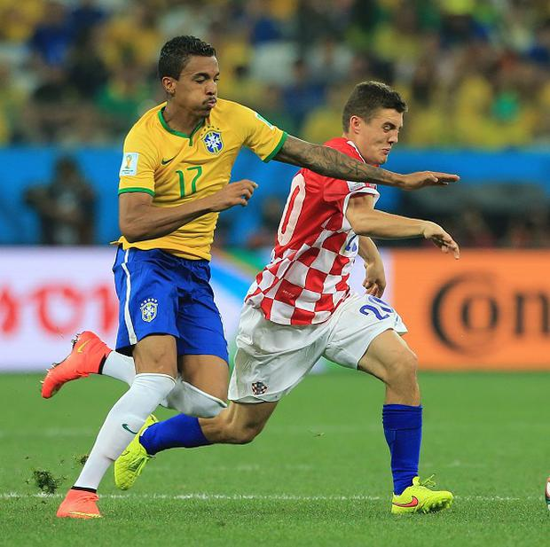 There was anger over ITV's online coverage of the opening World Cup match