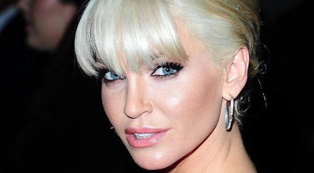 Sarah Harding has signed up for celebrity gymnastics show Tumble