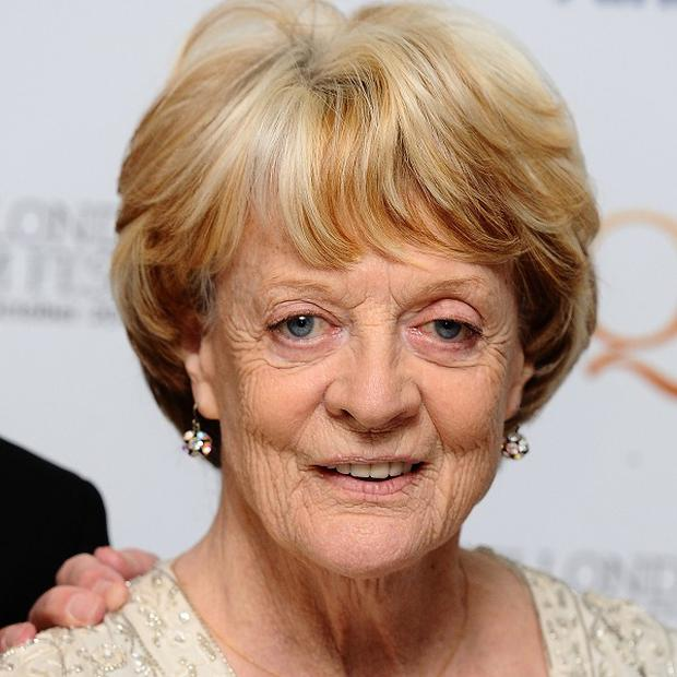 Maggie Smith is now a Companion of Honour, as well as a dame
