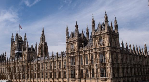 Lords officials want to remove a booth built in the first floor press gallery that has allowed broadcasters to commentate without disturbing peers