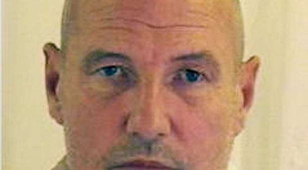 Prisoner Kevin Brown, who absconded from an open jail more than two months ago, has been arrested in a pub in Bristol (Sussex Police/PA)
