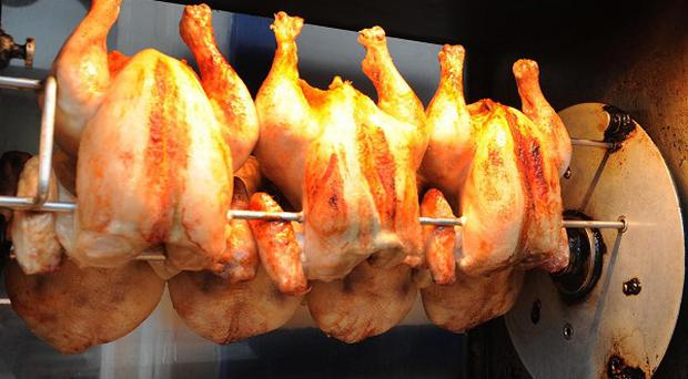 Four out of every five cases of food poisoning are caused by contaminated chicken, the FSA said