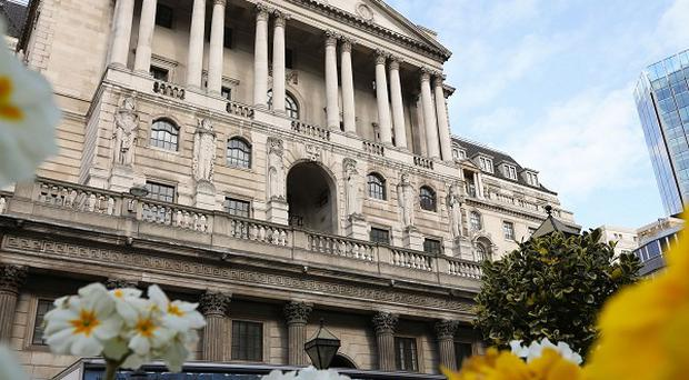 The Bank of England is trying to solve the productivity