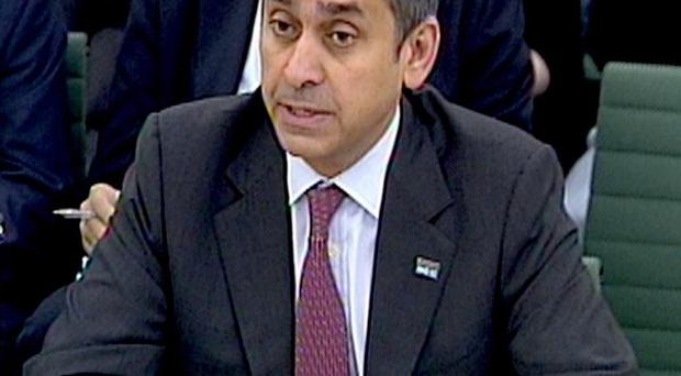 Lord Darzi said better data is key to improving the quality of care