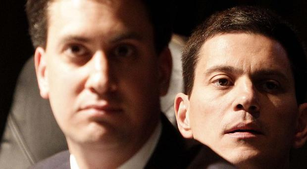 David Miliband would outperform brother Ed in a contest with David Cameron, a poll suggests