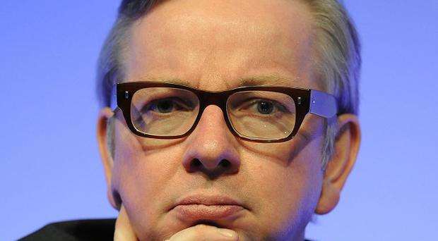 Michael Gove insisted that free schools were giving children from