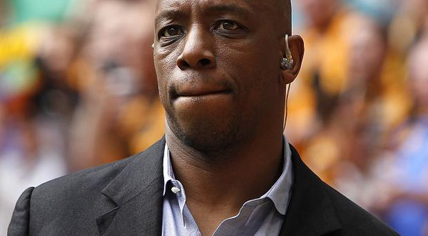 Police are investigating a report of an aggravated burglary at the home of Ian Wright's family