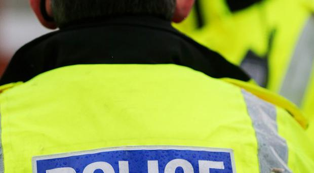 A 33-year-old man was arrested on suspicion of murder and remains in police custody