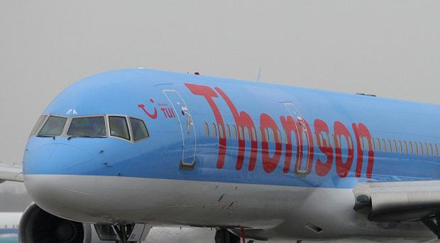 Judges rejected a challenge by Thomson Airways