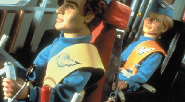 Thunderbirds Are Go! sees the 1960s puppets given a 21st Century makeover