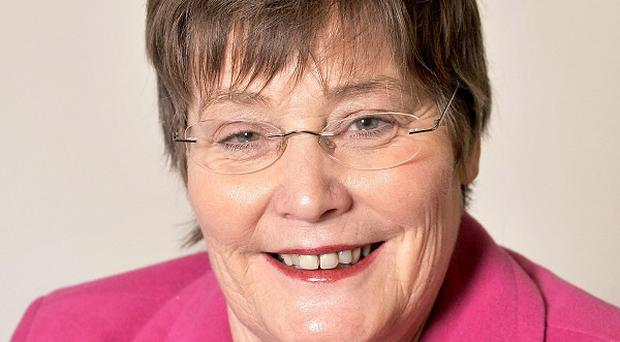 Dame Anne Begg has warned that large groups of people appear to be being