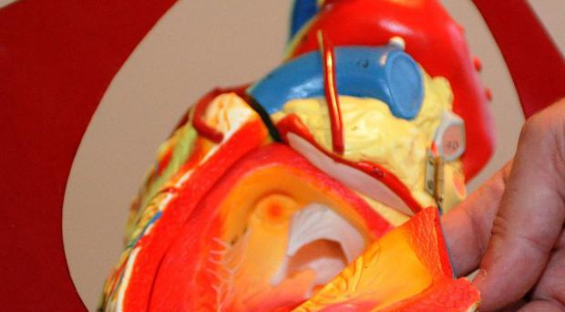 More than 40,000 patients in England had a pacemaker fitted during 2012 to 2013