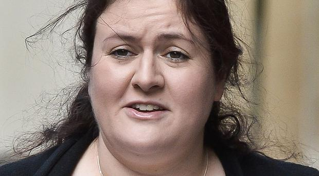 Rhiannon Brooker was found guilty of 12 charges earlier this month
