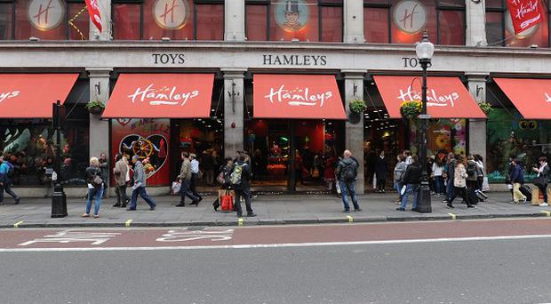 Hamleys has released a list of the top 10 must-have toys for this Christmas