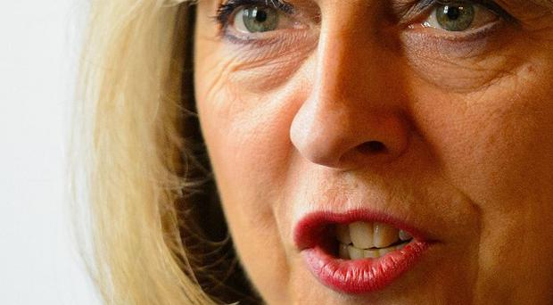 Home Secretary Theresa May has ordered a review of convictions in cases involving undercover police