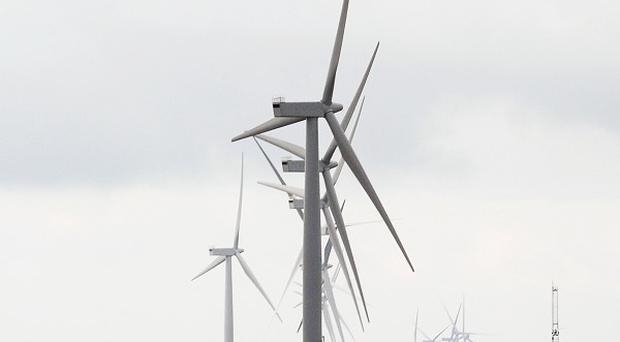 The contracts were awarded to develop among other things five offshore wind farms