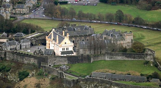 Armed Forces Day will be celebrated at Stirling Castle