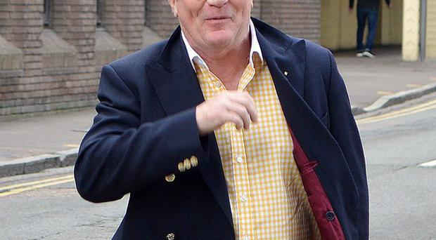 Jim Davidson said he does not believe sex crimes accused should receive anonymity, even though he was wrongly accused of rape