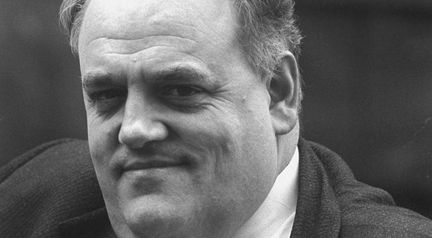 Cyril Smith expressed