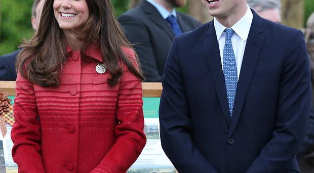 The Duke and Duchess of Cambridge will be at Wimbledon to cheer on Andy Murray