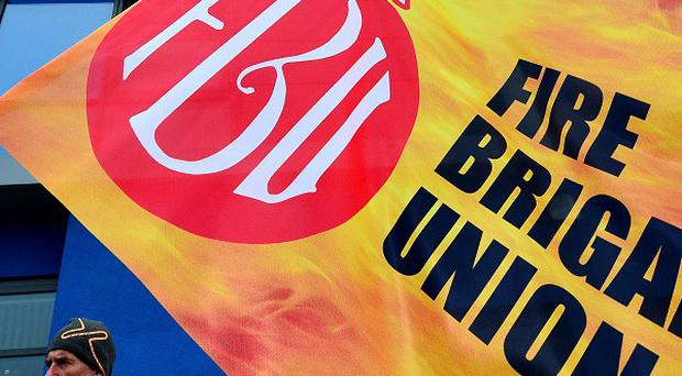 Members of the Fire Brigades Union in Wales and England will walk out on July 10