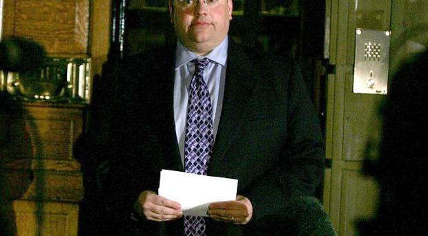 One of Lord Rennard's accusers has quit the Liberal Democrats