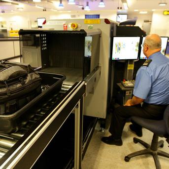 Airport security is being increased
