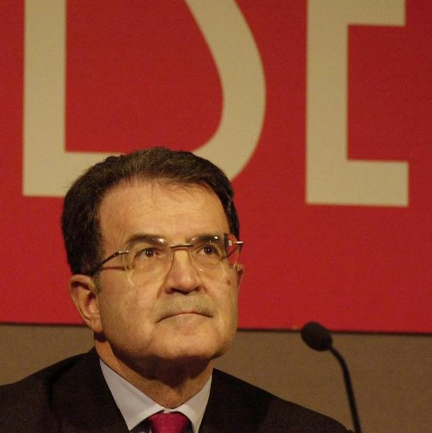 Romano Prodi criticised Britain's 'attitude' and said it had resulted in lost influence in the EU