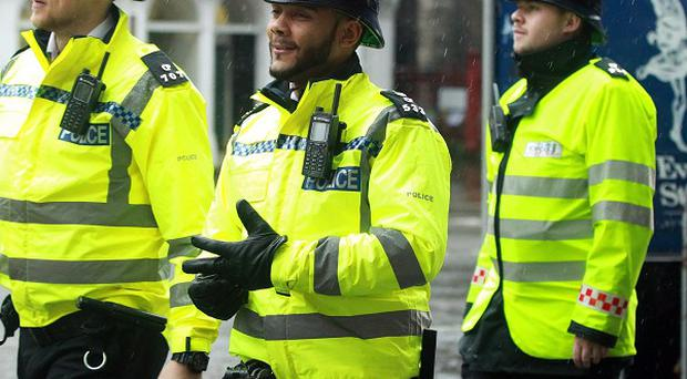 One in five people polled said they would be worried about police harassment if they made a complaint
