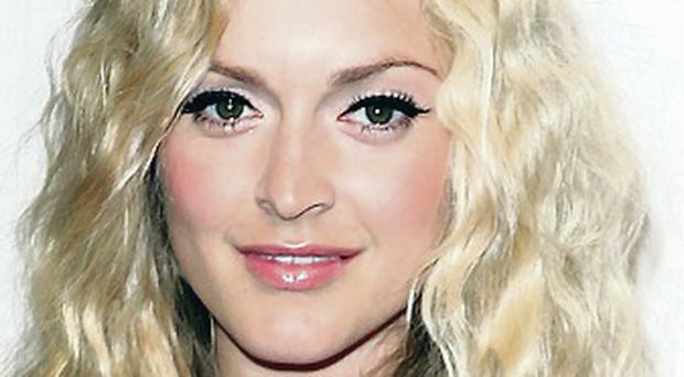 Wedding: Fearne Cotton