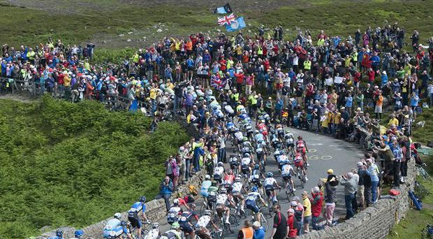 The Tour de France second stage presents the riders with some of Britain's toughest climbs