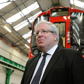 Transport Secretary Patrick McLoughlin said passengers can expect a better service under plans to upgrade wi-fi on trains
