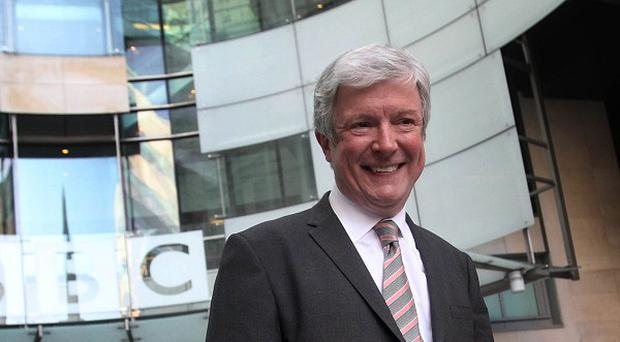 Tony Hall will address the issue of the funding of the BBC