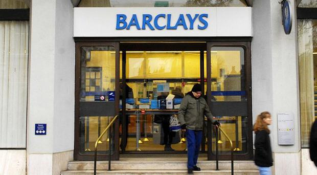 Barclays is removing counters from its branches, with staff helping customers on iPads rather than from behind a window