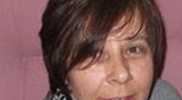 The family of healthcare assistant Sharon Wall paid tribute to the 53-year-old from the Tuffley area of Gloucester (Gloucestershire Police /PA Wire)